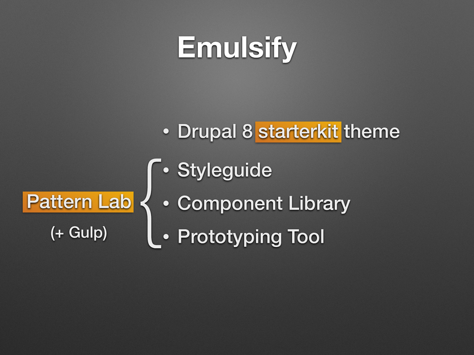 How we build component-based Drupal themes