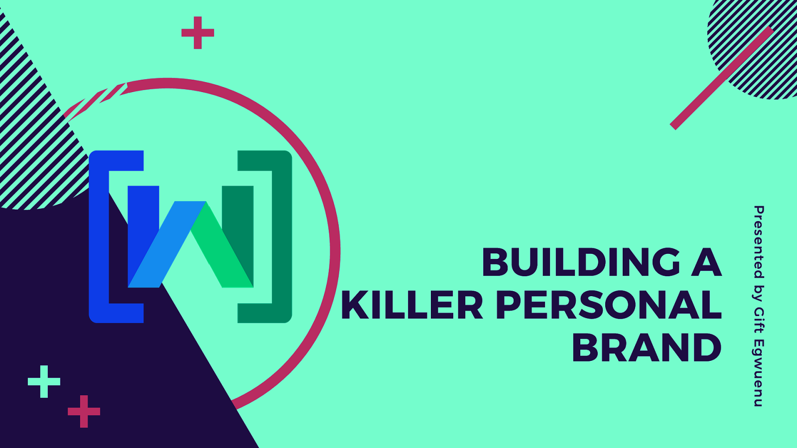 Building a Killer Personal Brand