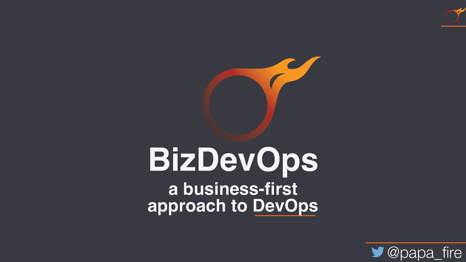 BizDevOps: business-first approach to DevOps