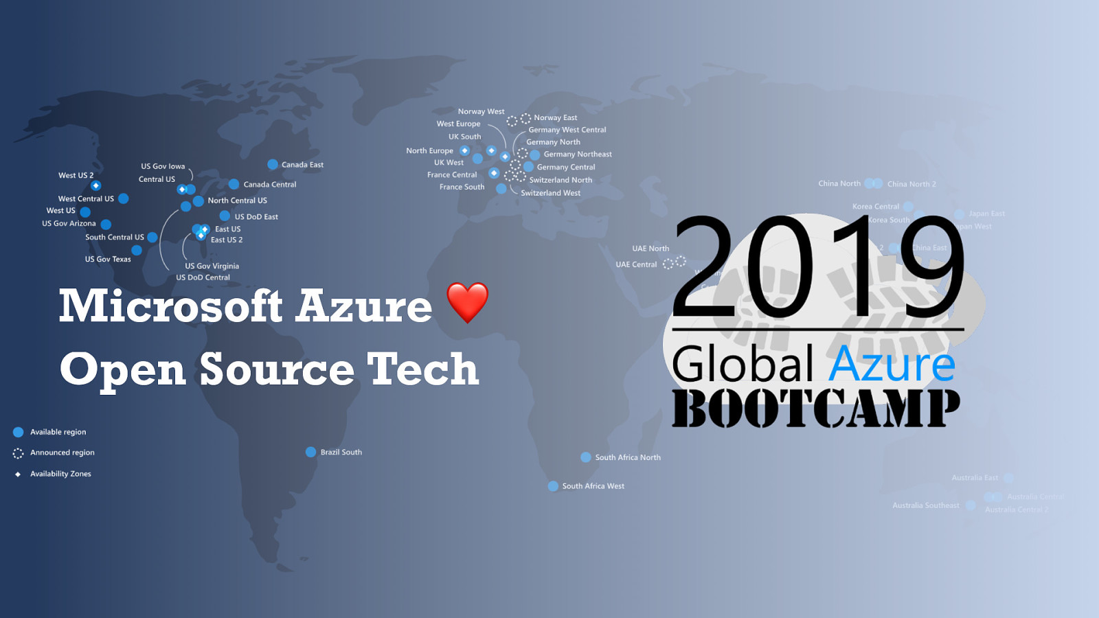 Microsoft Azure <3 Open Source Tech