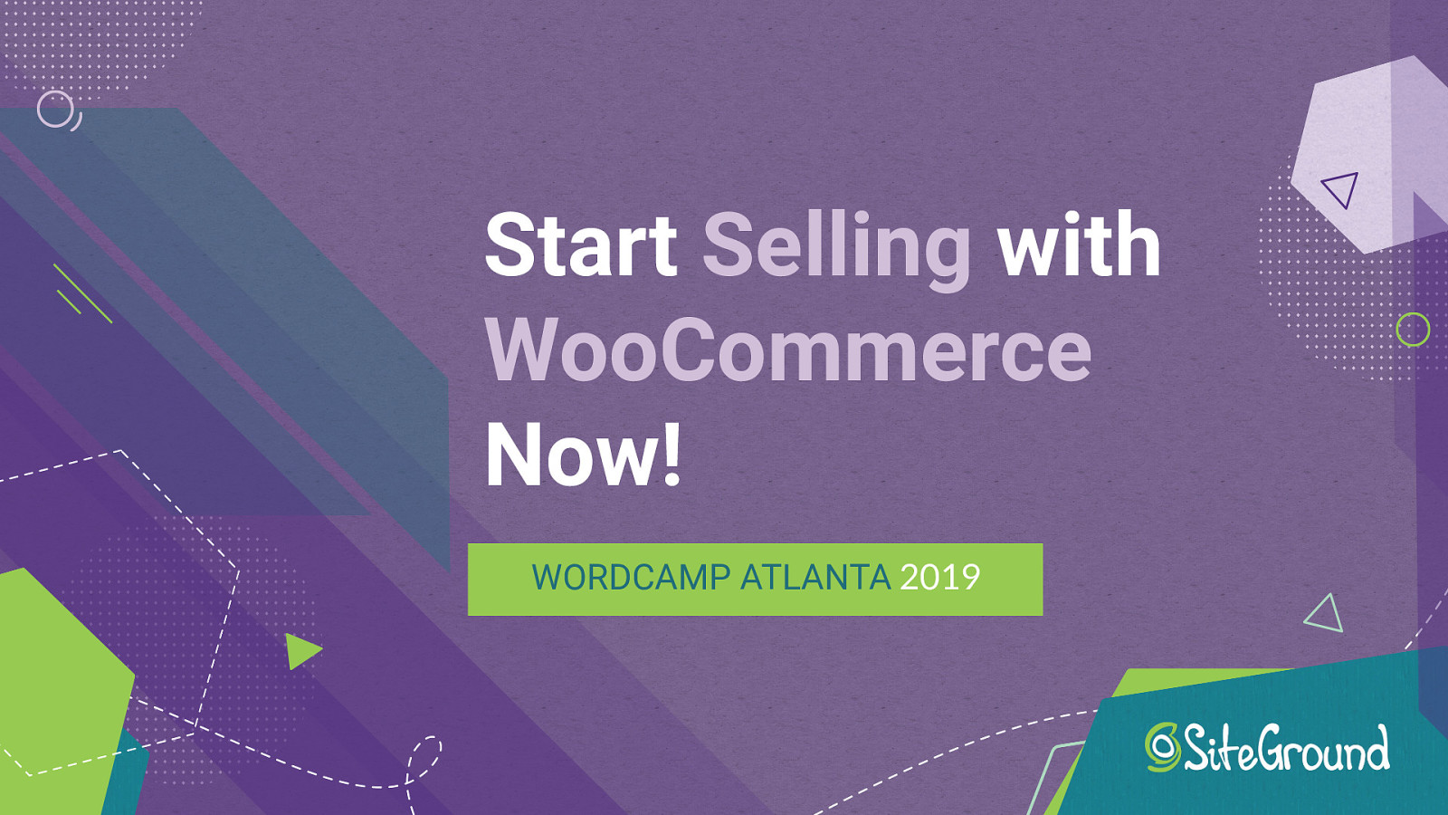 Start Selling With WooCommerce Now!