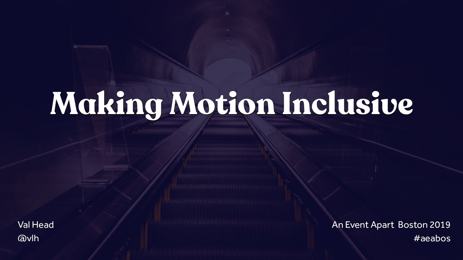 Making Motion Inclusive