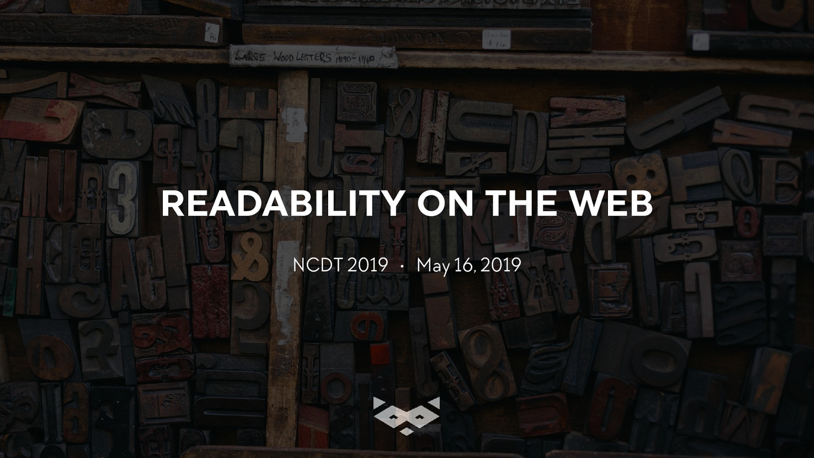 Readability on the Web