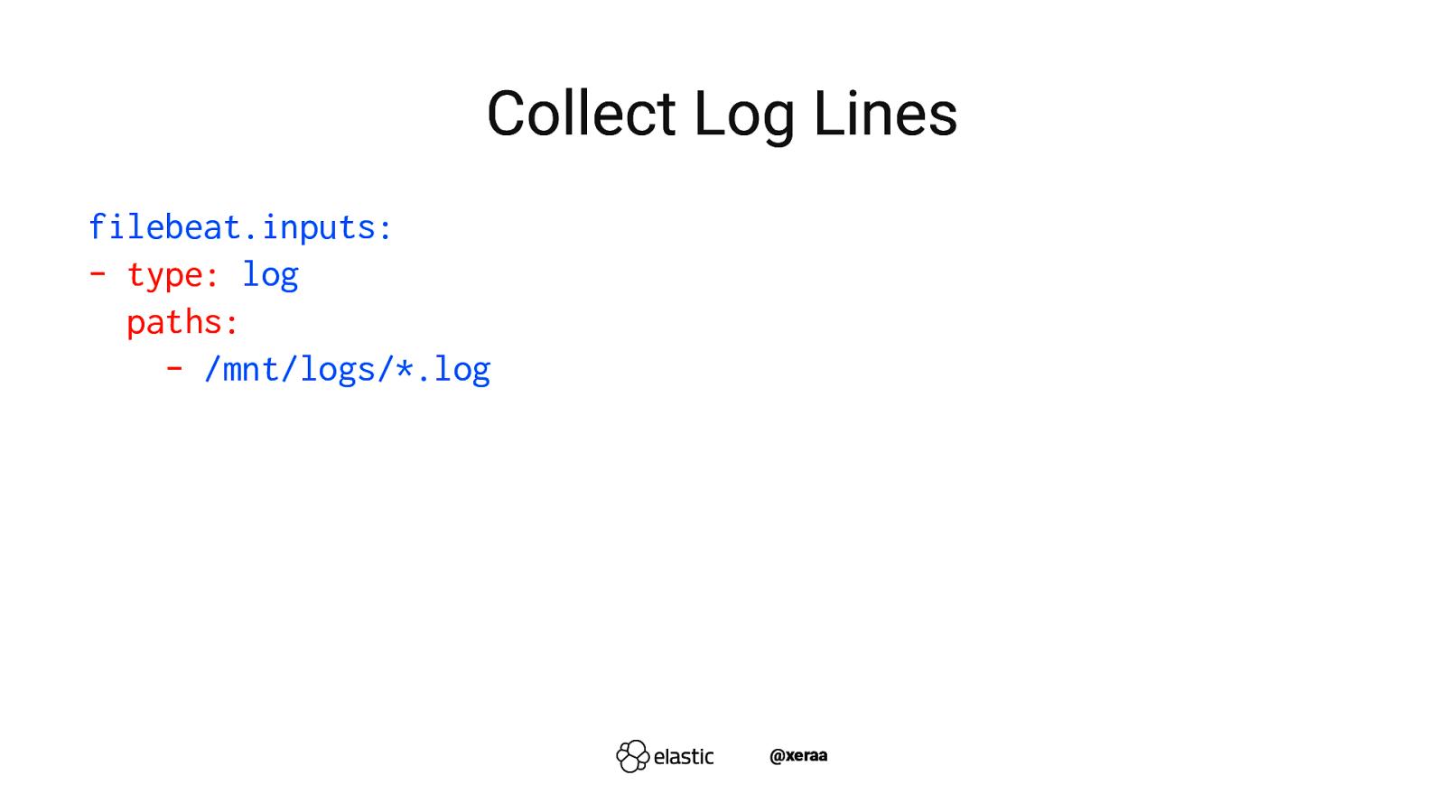 Aggregierte Logging Patterns