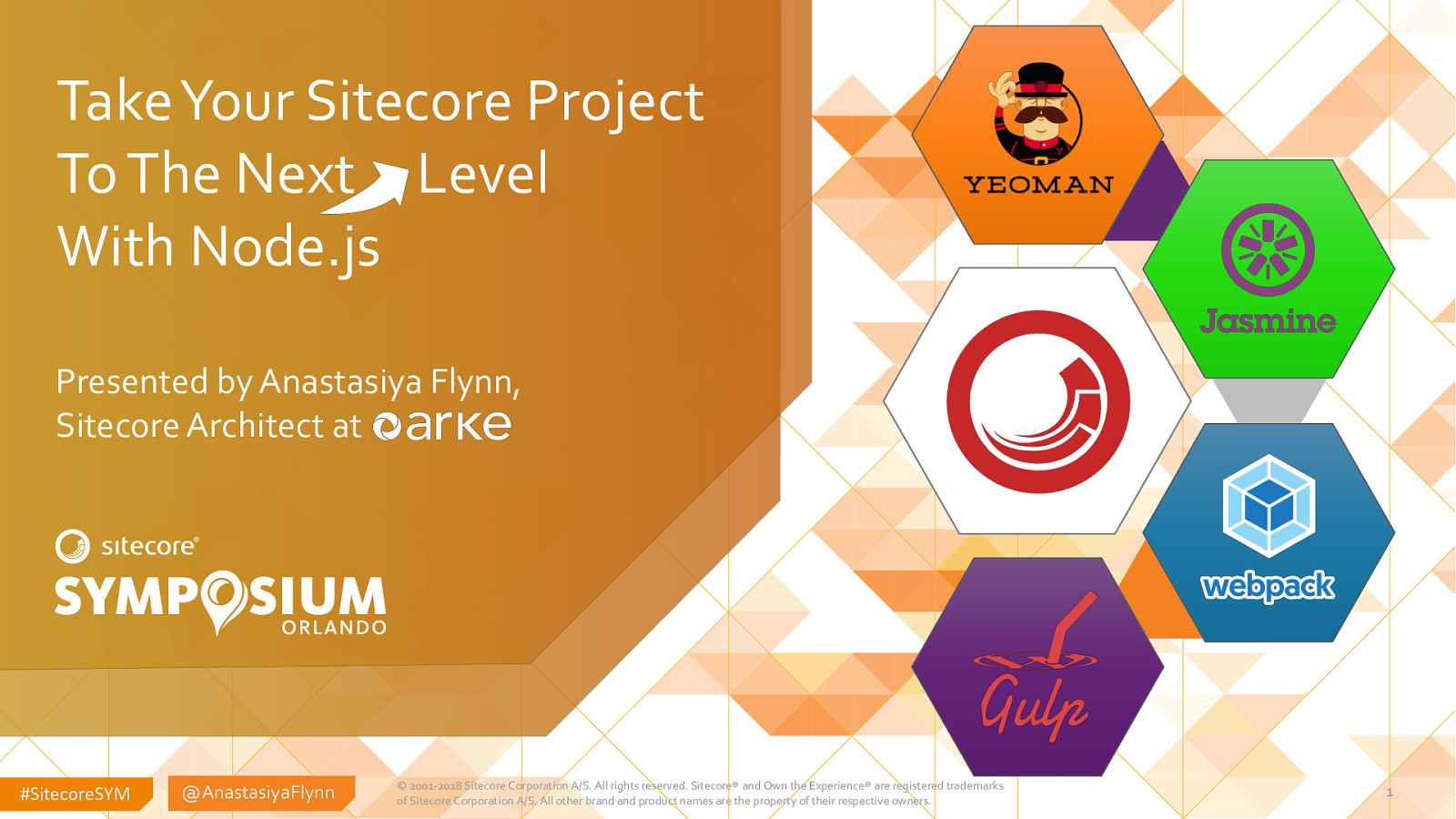 Take Your Sitecore Project To The Next LevelWith Node.js