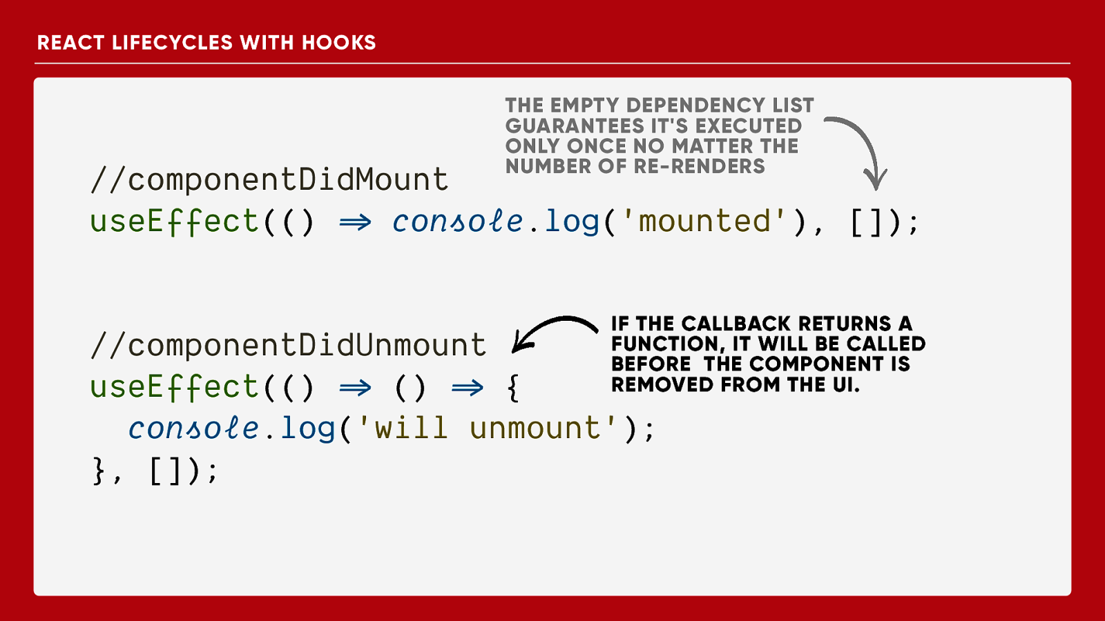 React refactoring, off the hook(s)!