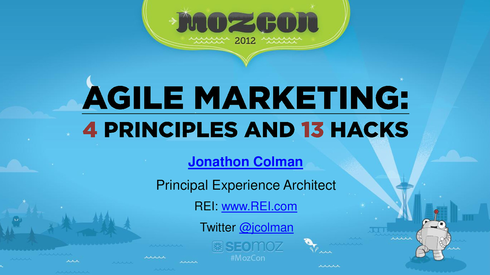 Agile Marketing: 4 Principles and 13 Hacks