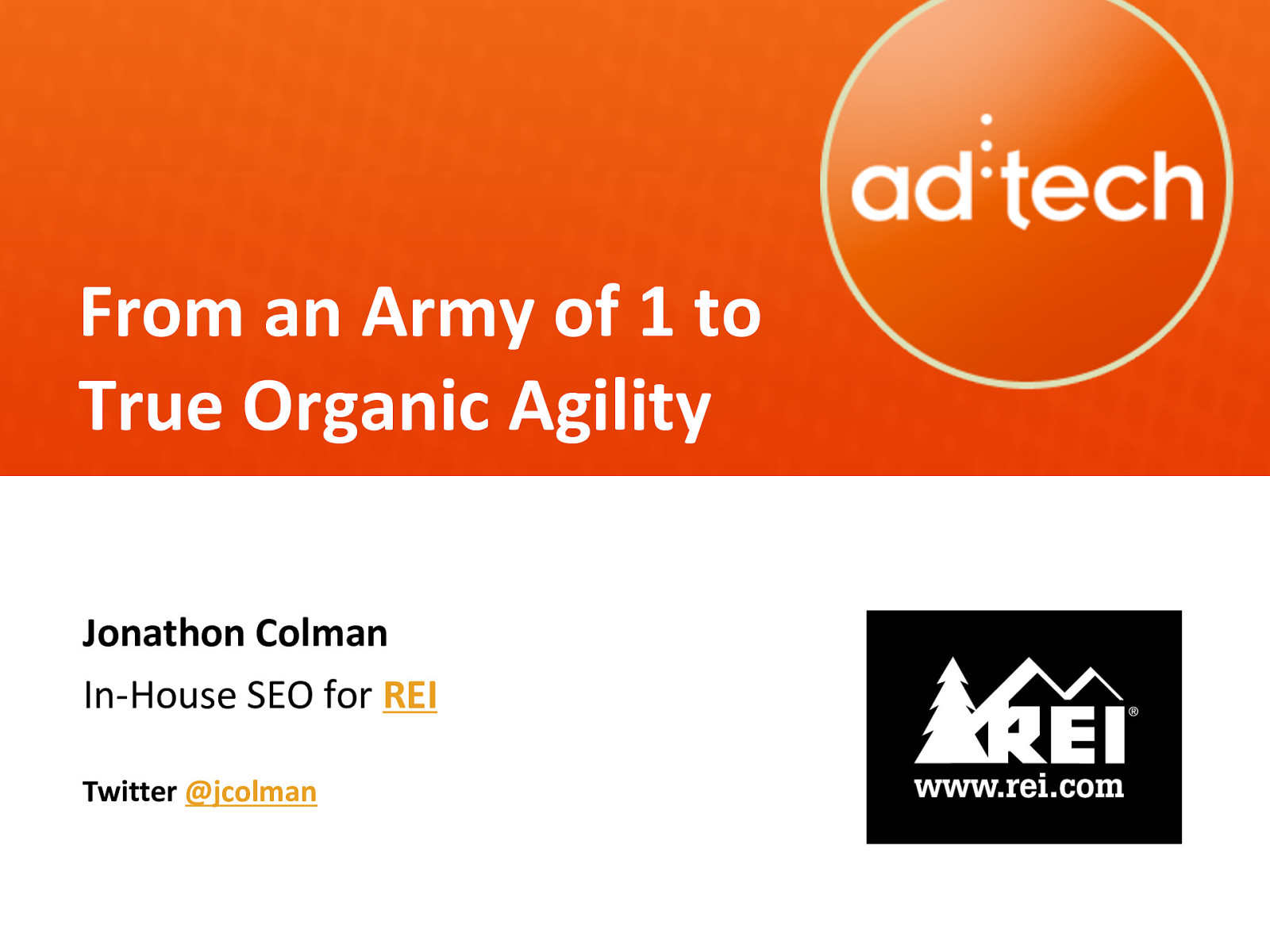 From an Army of 1 to True Organic Agility: Learn Agile Marketing from Star Wars Stormtroopers