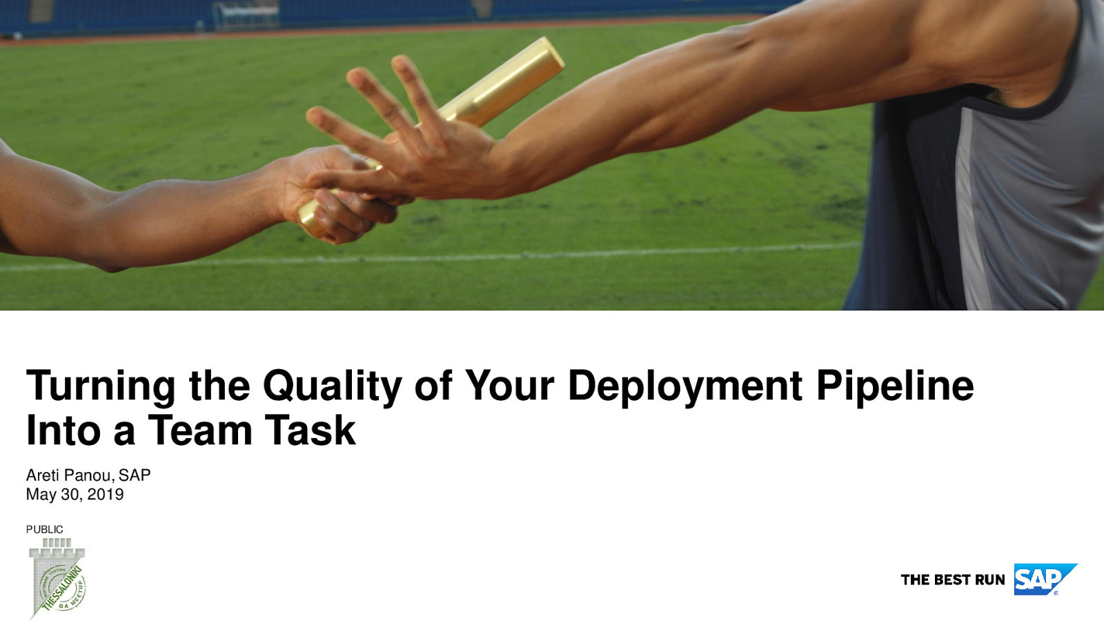 Turning the Quality of Your Deployment Pipeline Into a Team Task