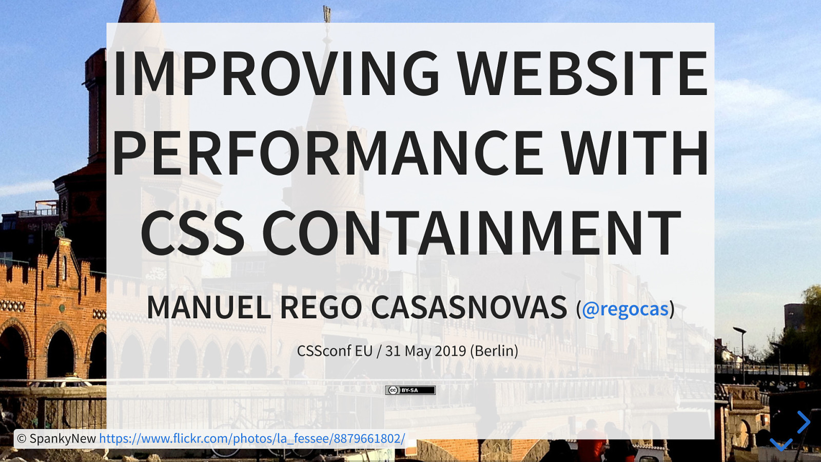 Improving Website Performance with CSS Containment