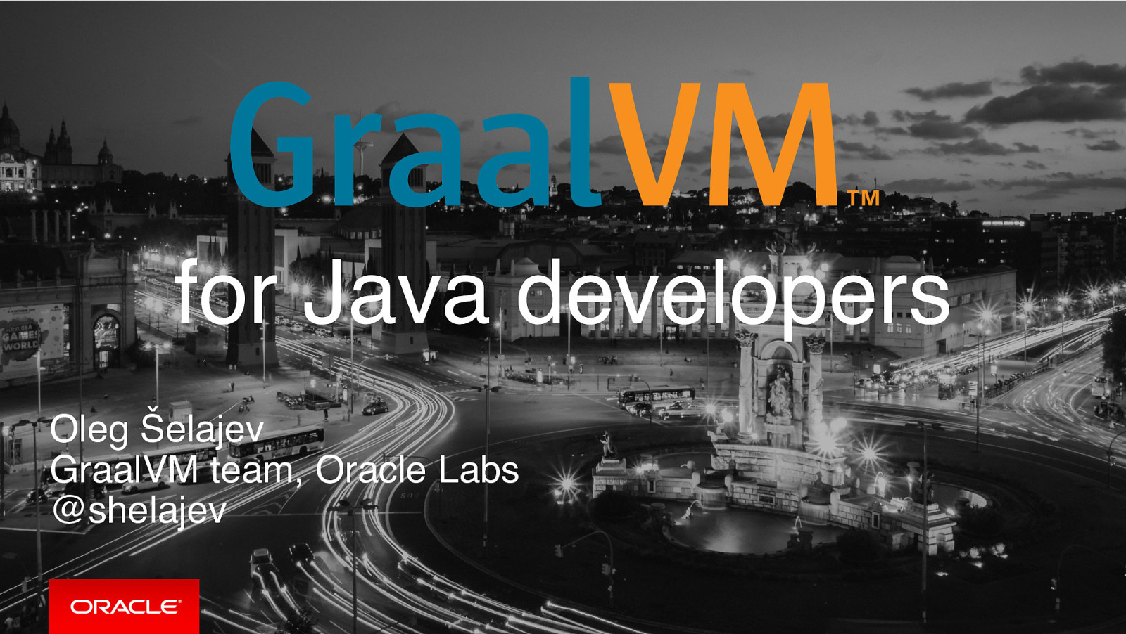 GraalVM for Java developers