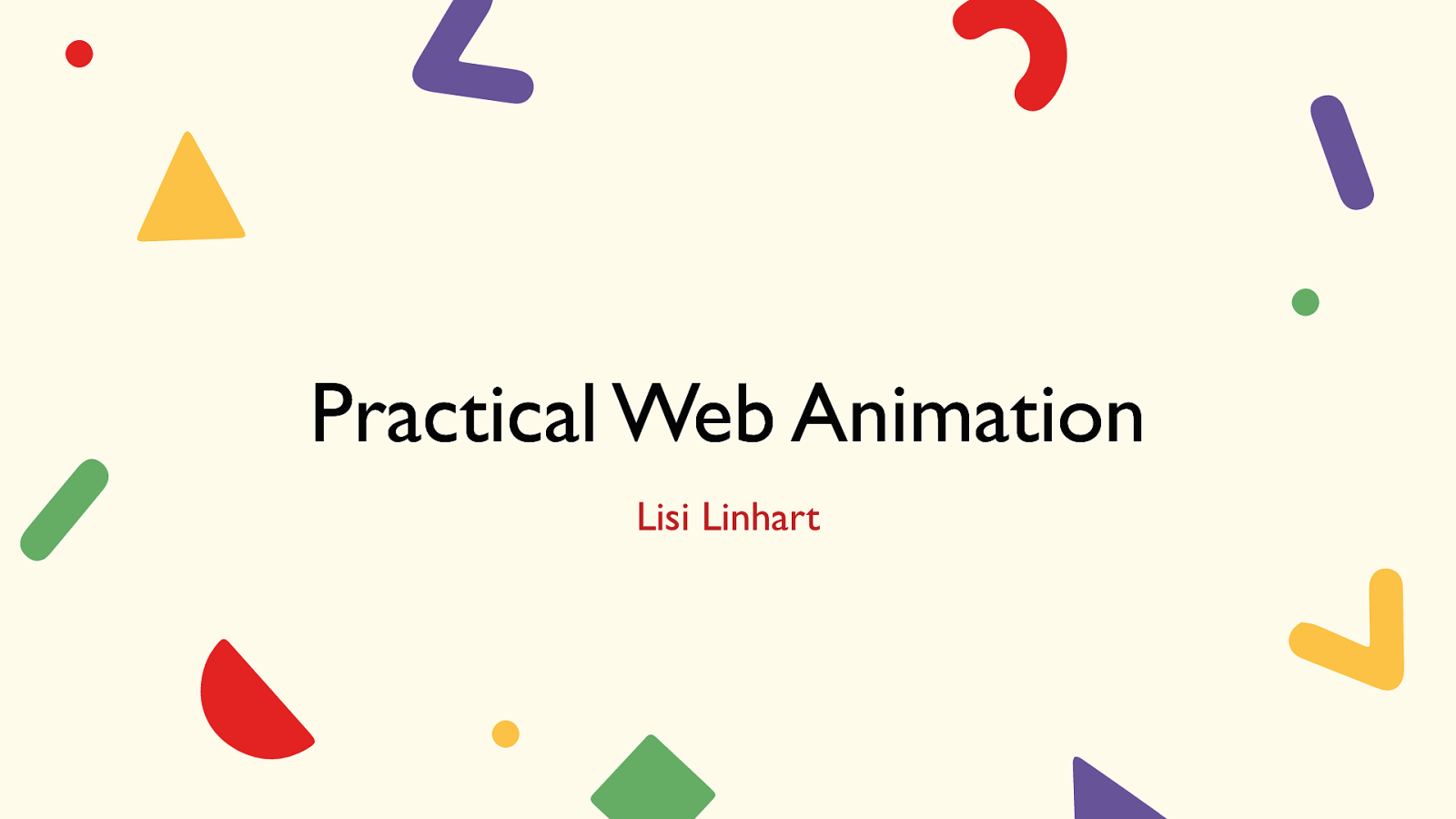 Practical Web Animation