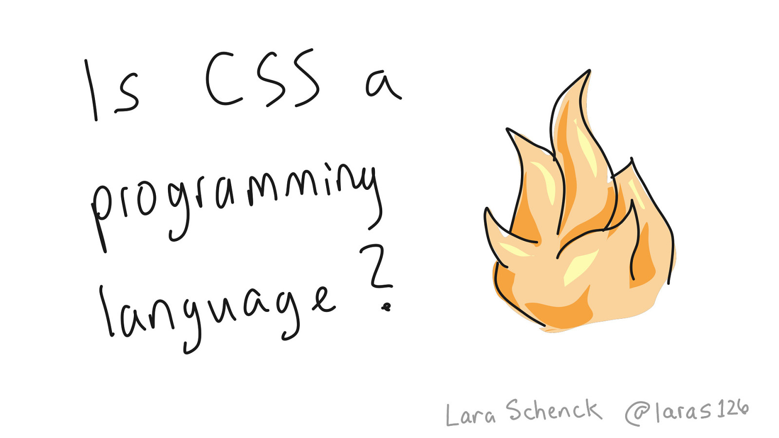 CSS Is A Programming Language
