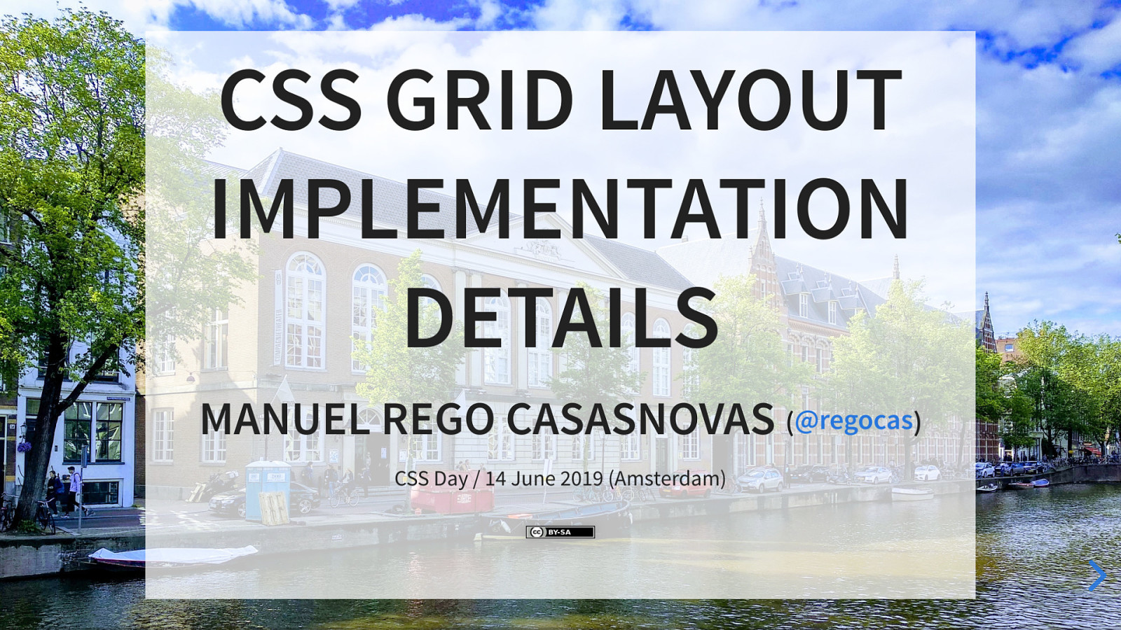 CSS Grid Layout Implementation Details