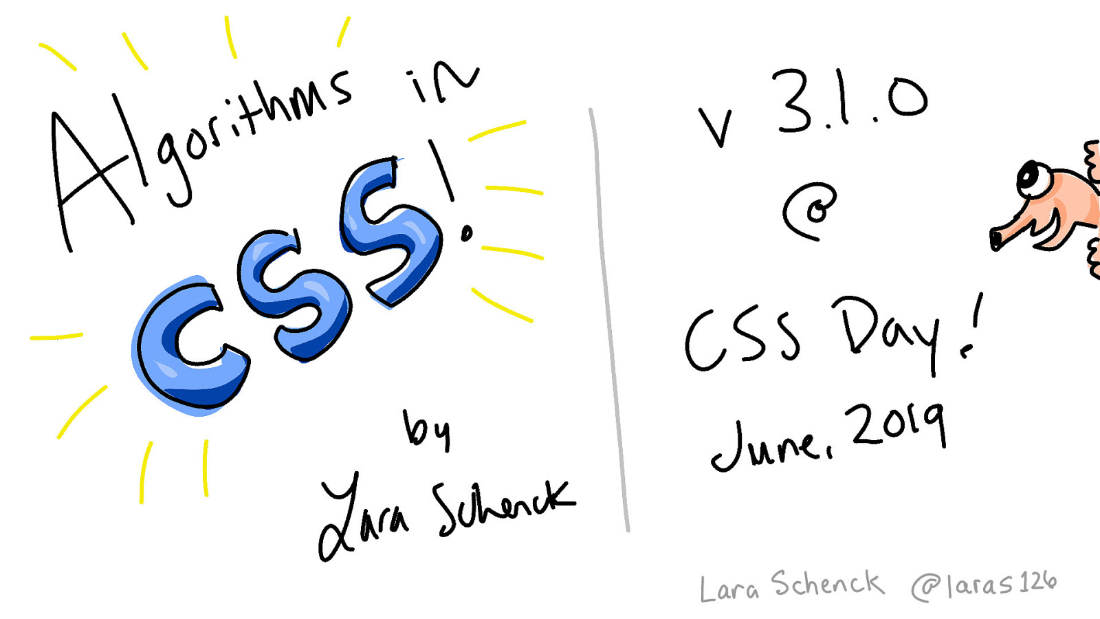 Algorithms in CSS v3.1.0