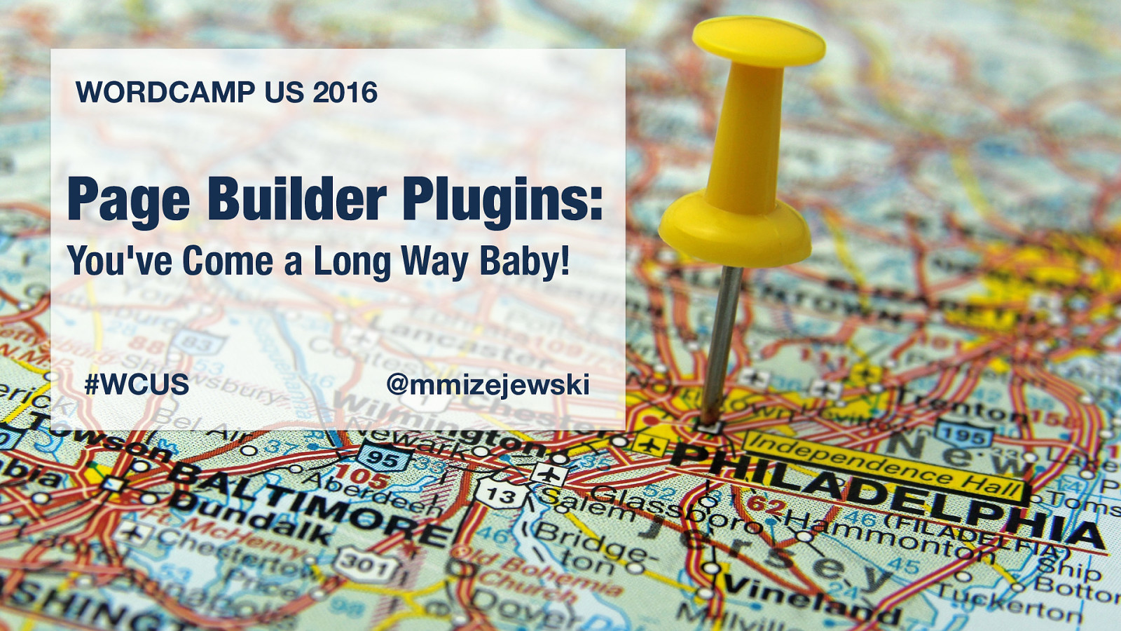 Pagebuilder Plugins: You've Come a Long Way Baby!
