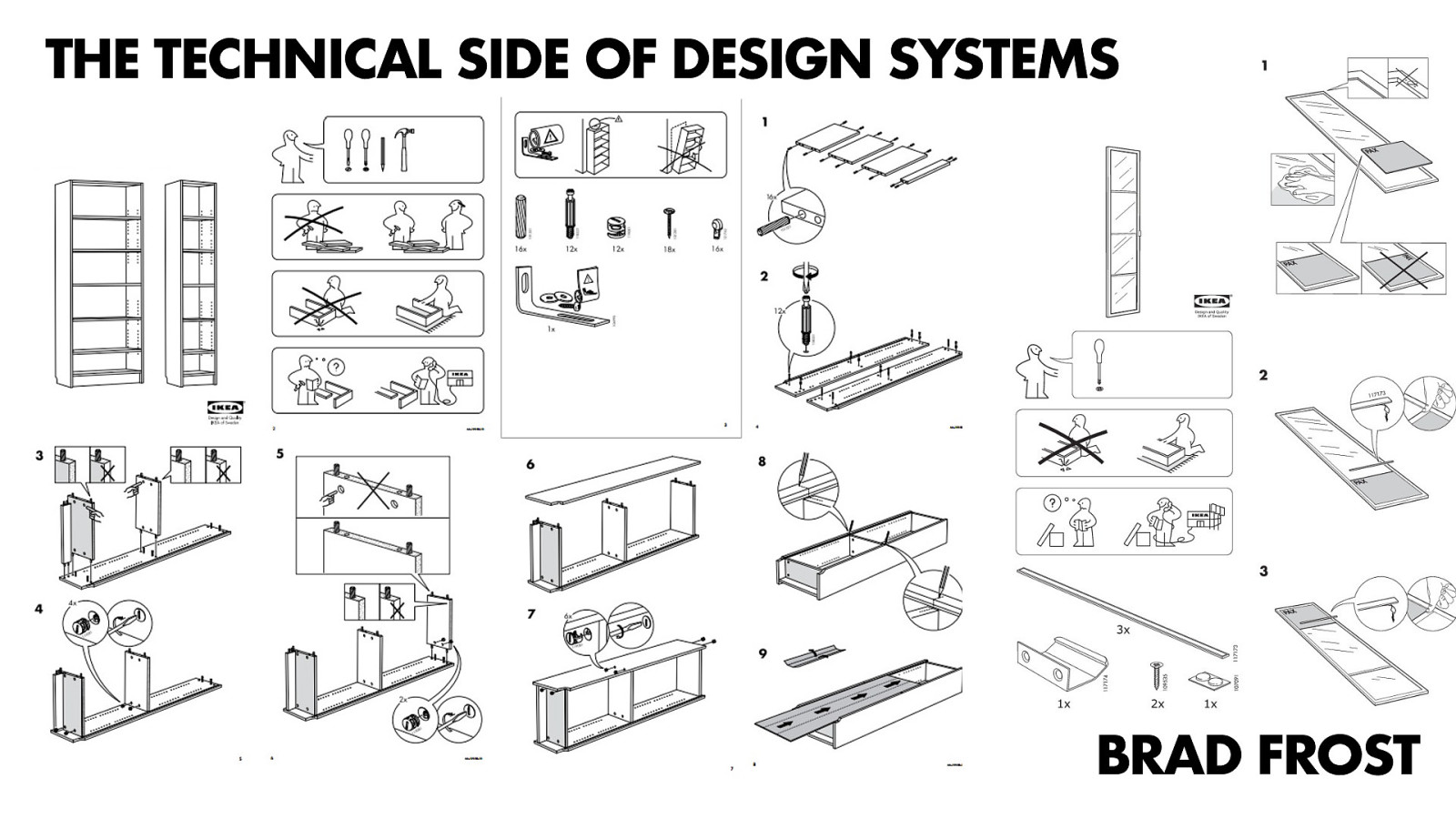 The Technical Side of Design Systems