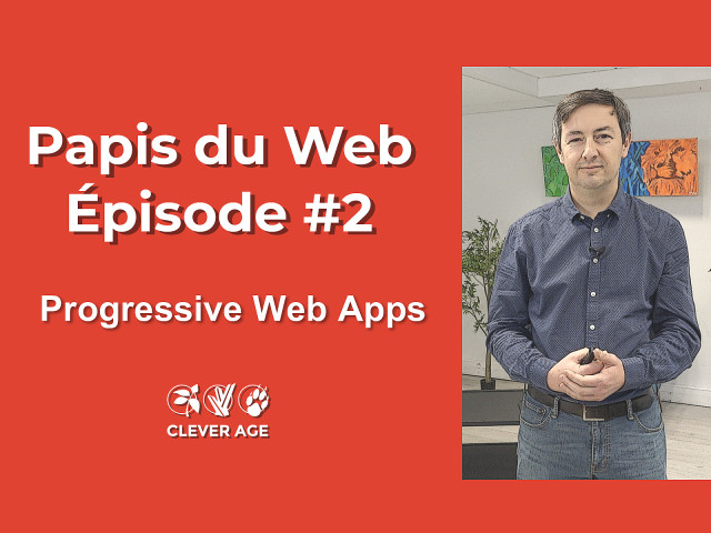 Slides from the talk « Les Progressive Web Apps (PWA) »