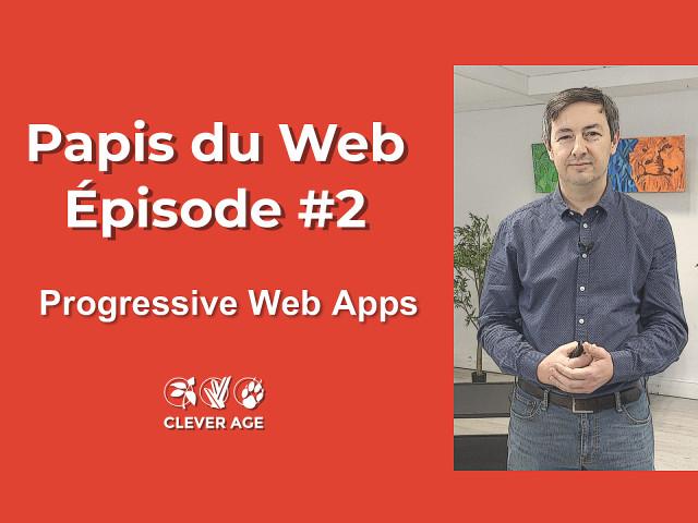 Slides from the talk «Les Progressive Web Apps (PWA)»