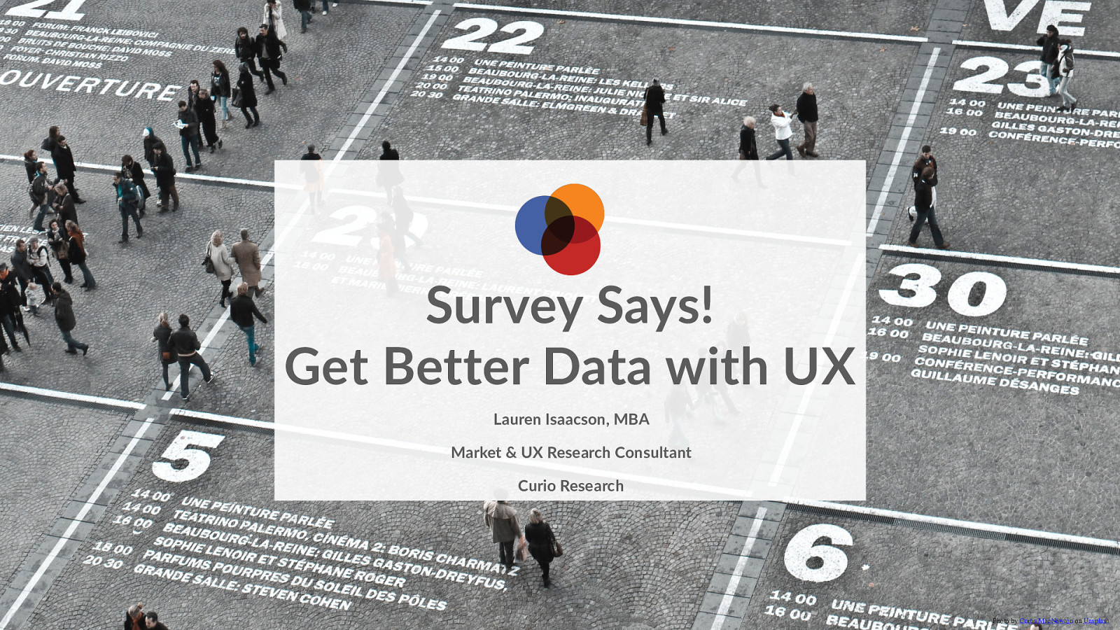 UX for Surveys