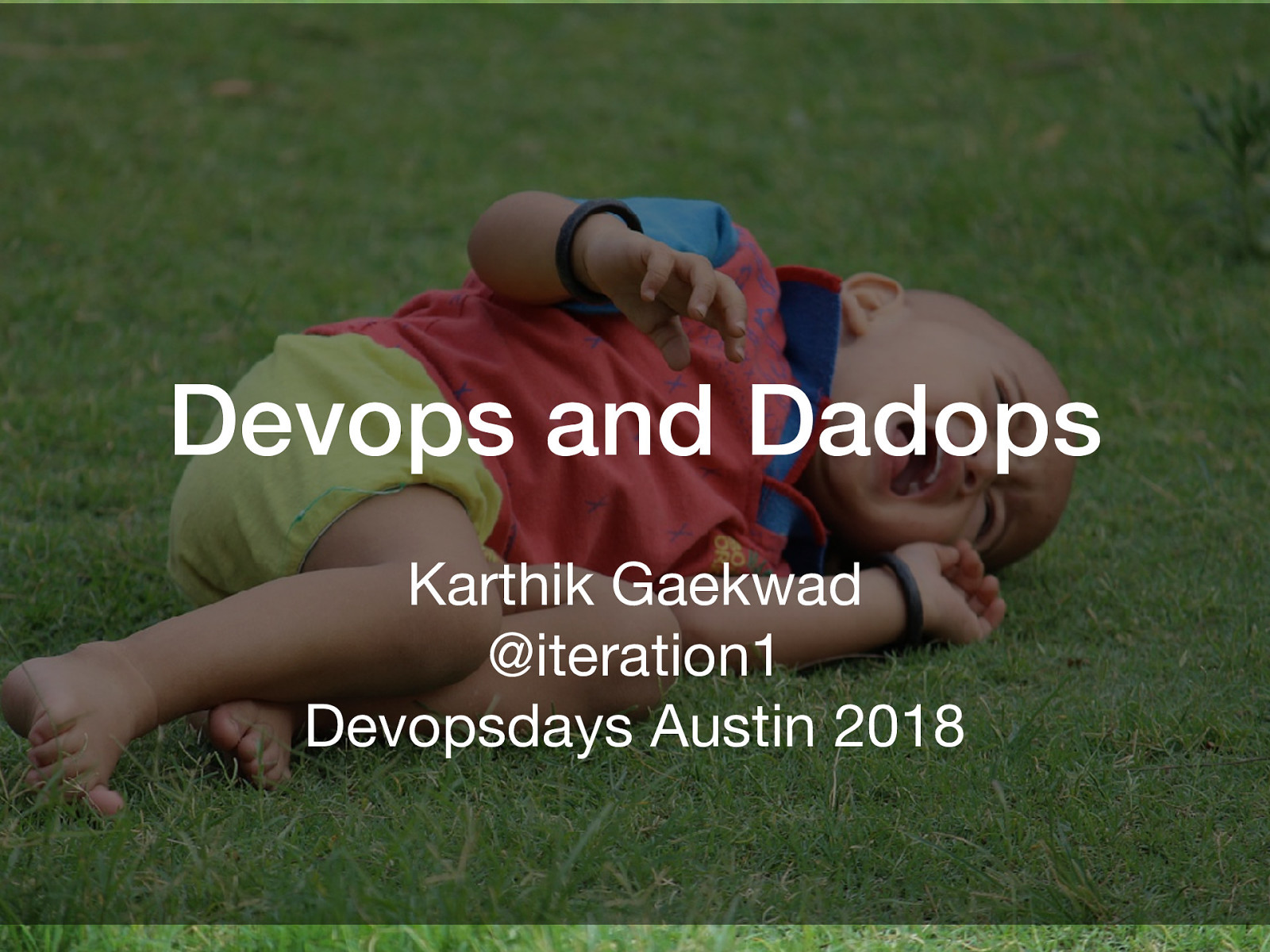 Devops and Dadops