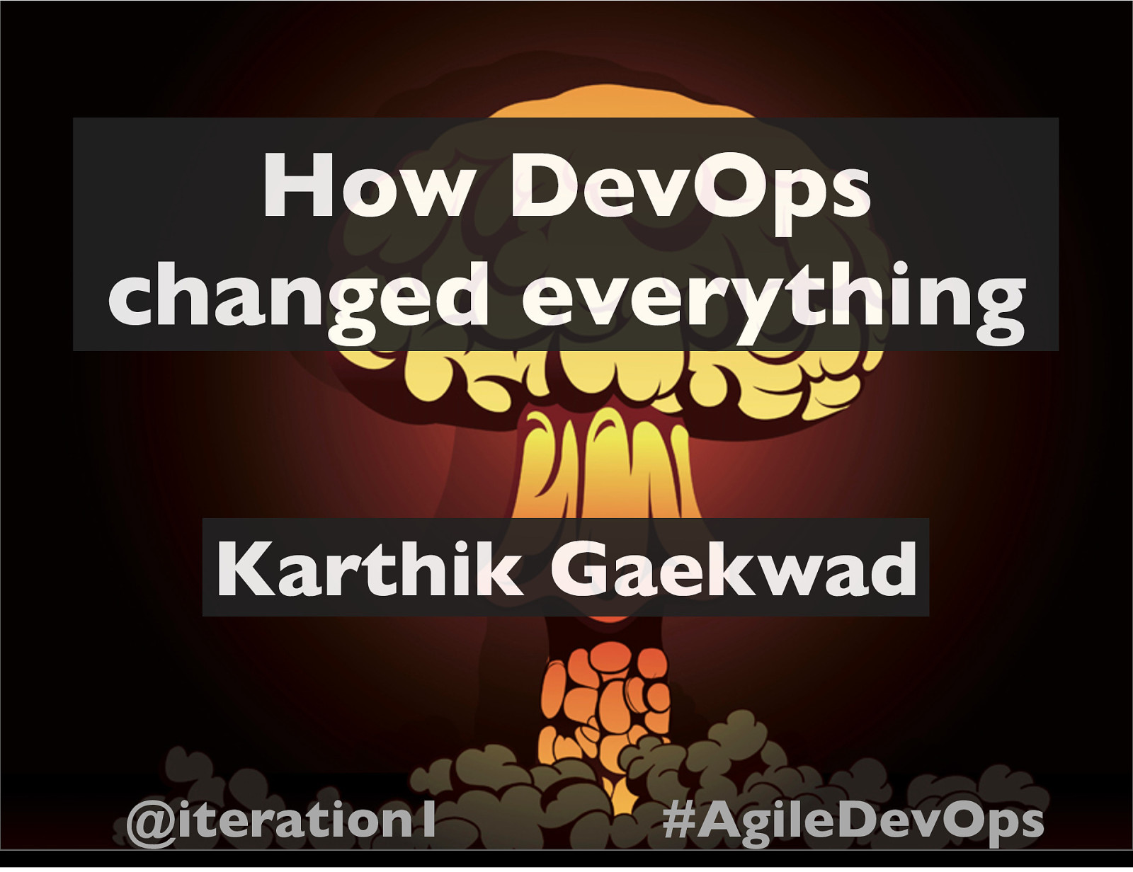 How DevOps Changes Everything