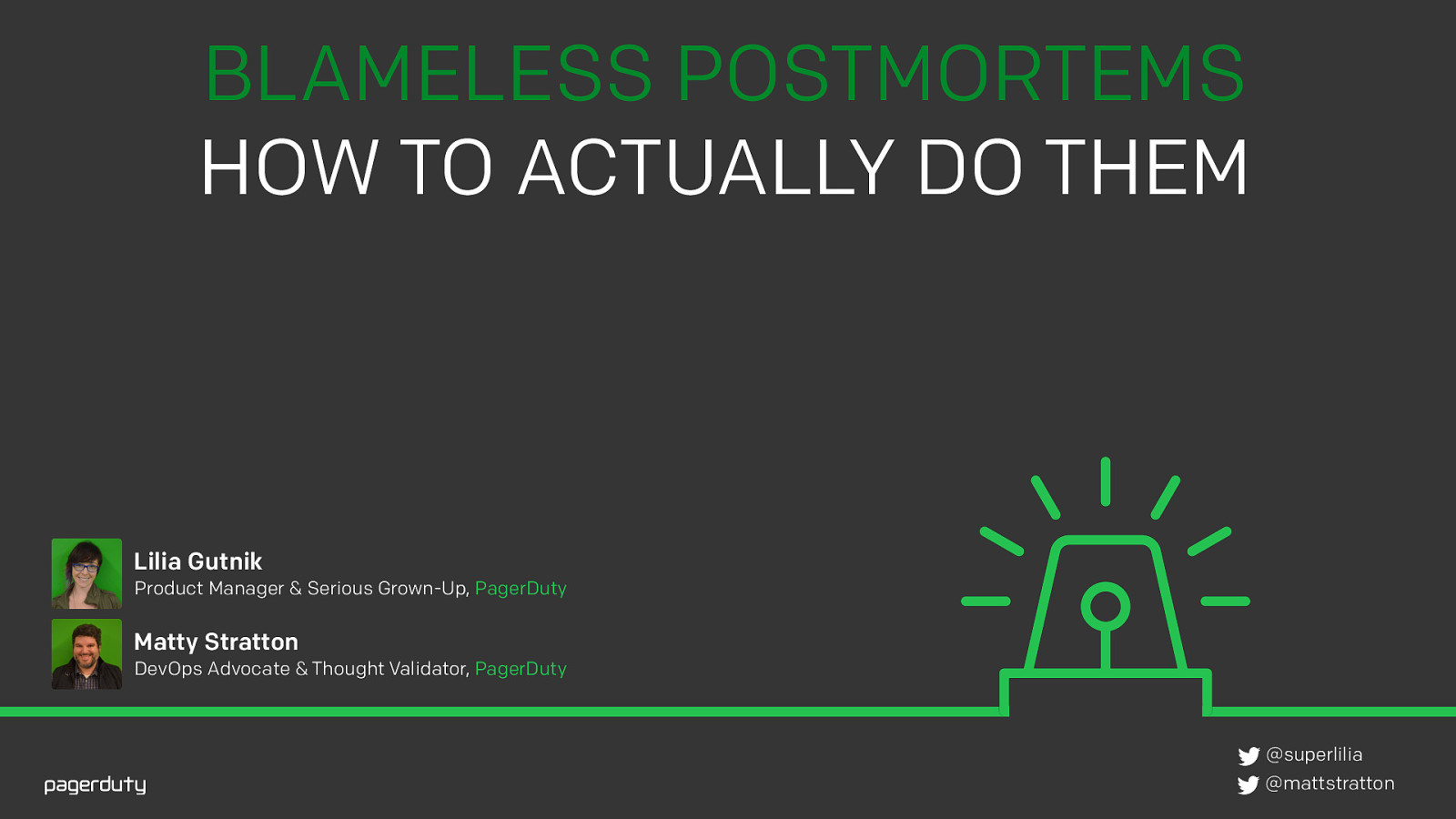 Blameless Postmortems: How to Actually Do Them