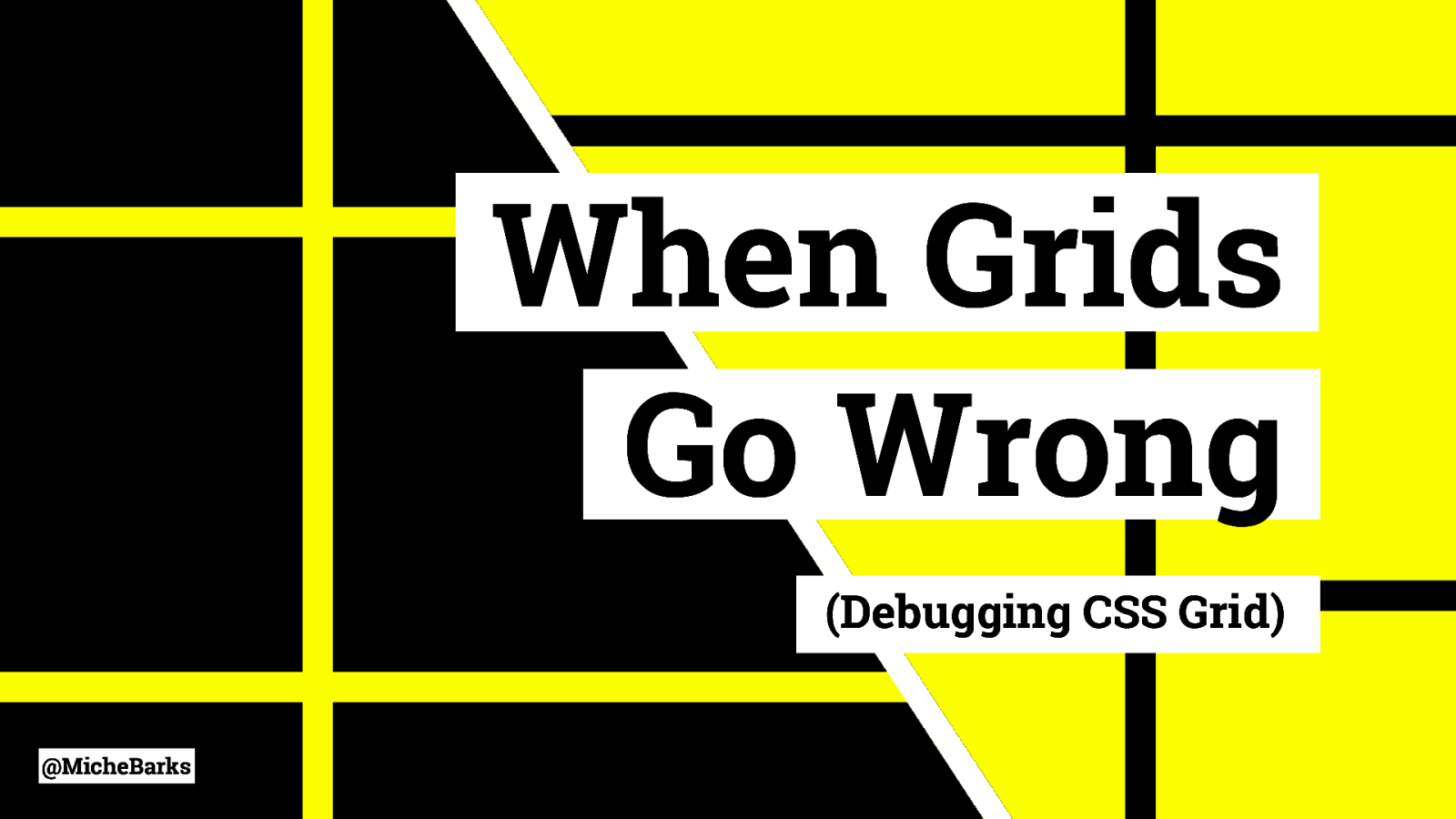 When Grids Go Wrong: Debugging CSS Grid