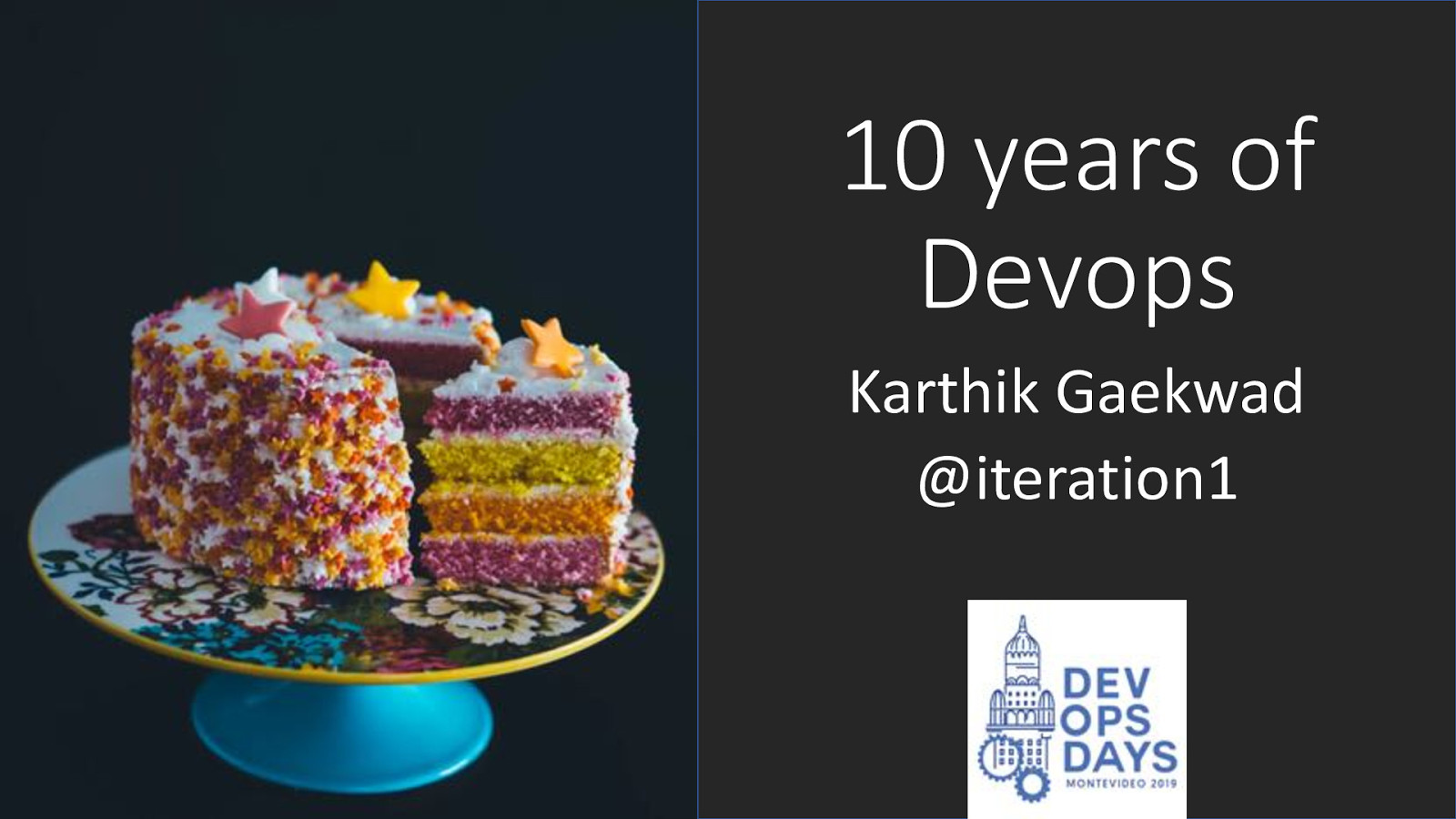 10 years of Devops