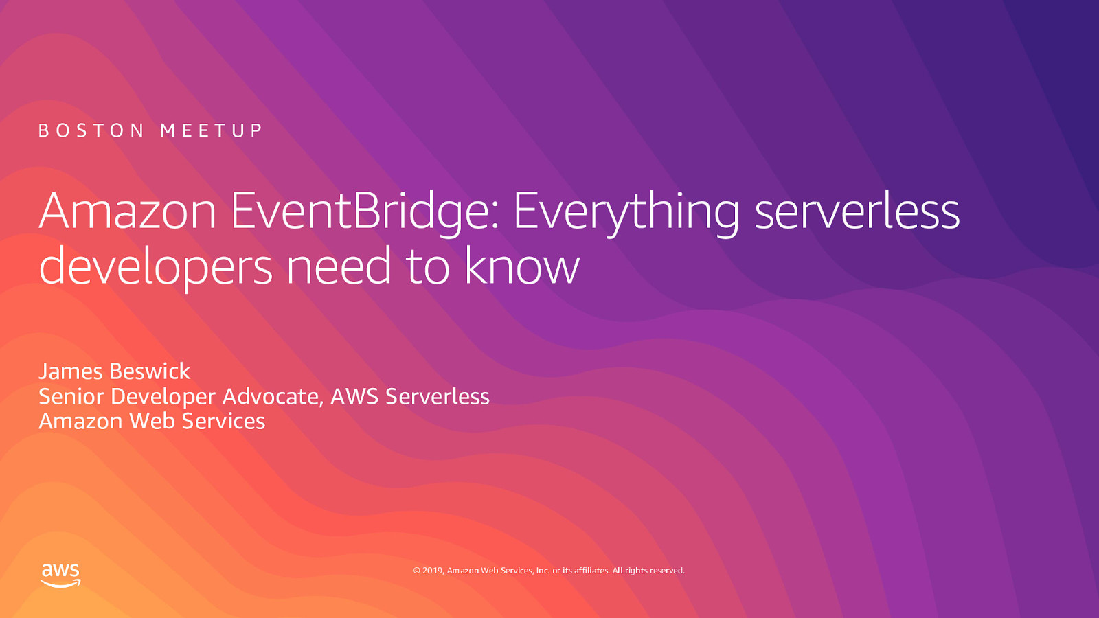 Amazon EventBridge: Everything serverless developers need to know