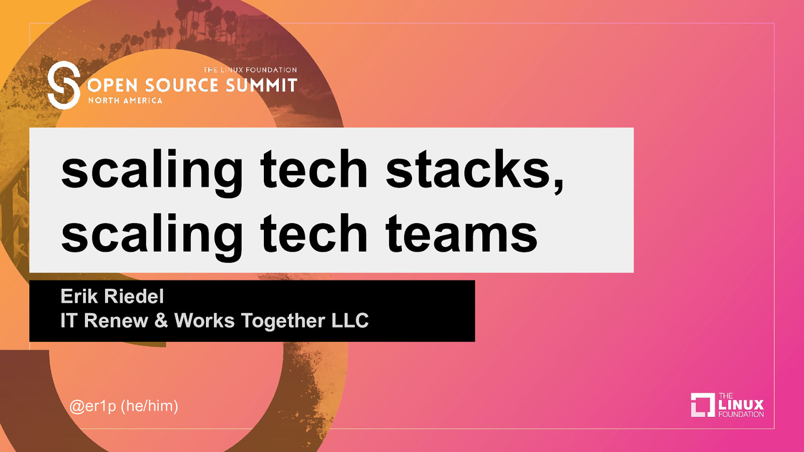 scaling tech stacks, scaling tech teams
