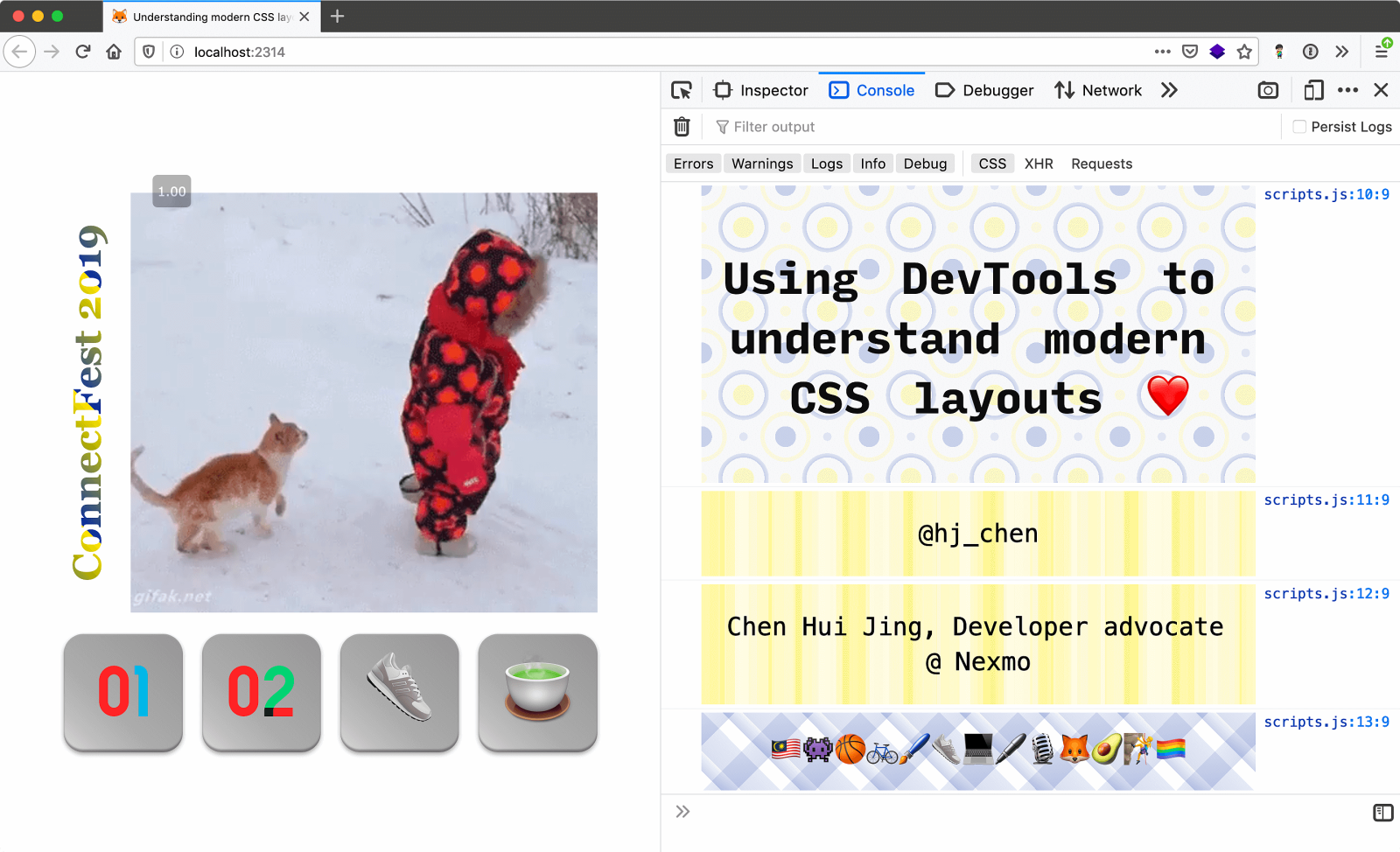 Using DevTools to understand modern CSS layouts