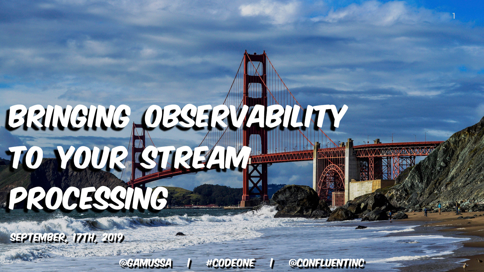 Bringing Observability to Your Stream Processing
