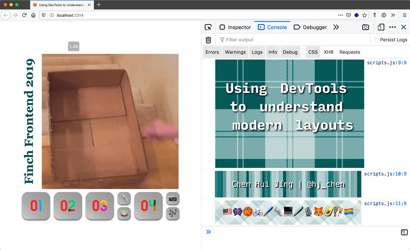 Using DevTools to understand modern layouts
