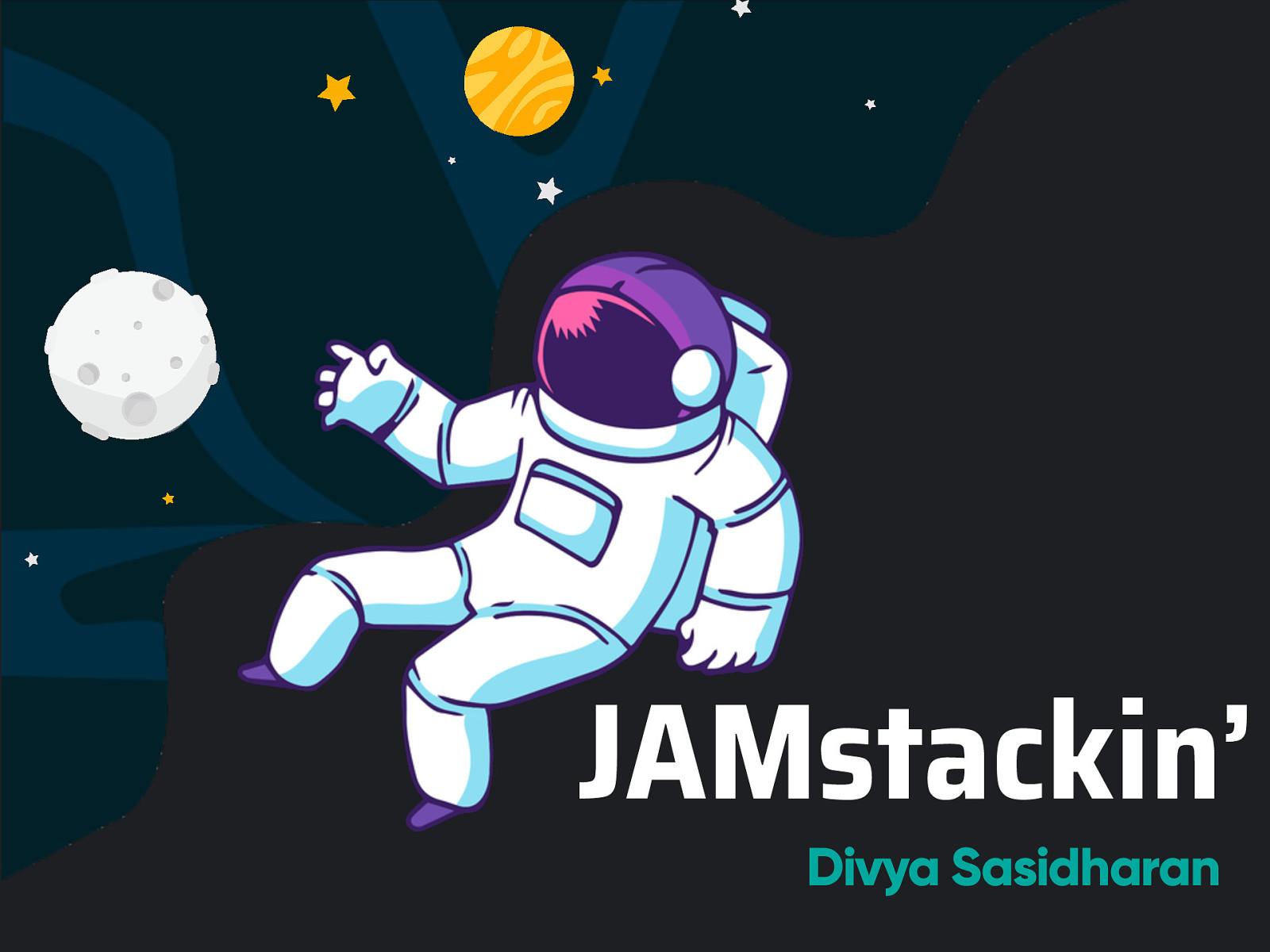 Jamstackin'