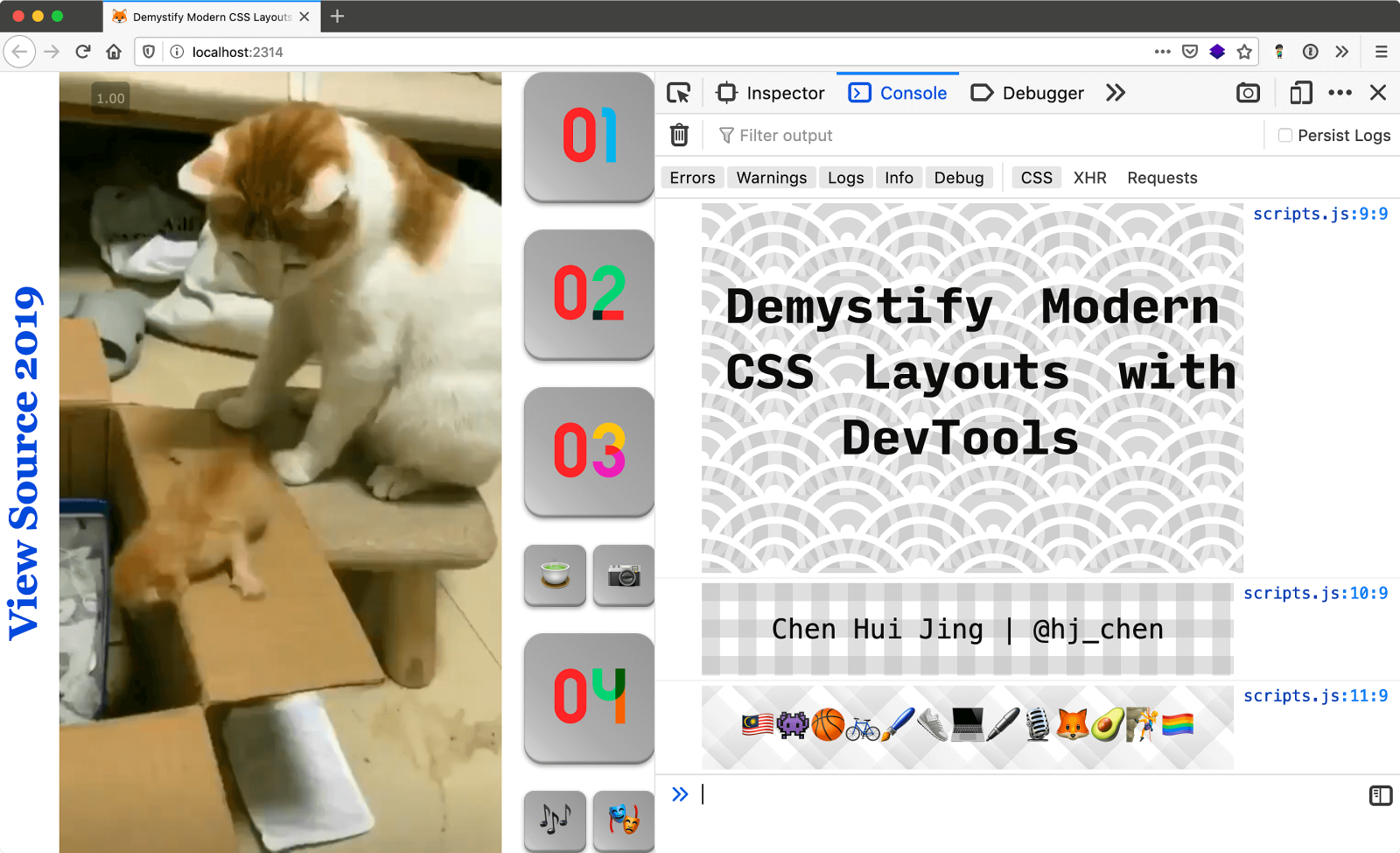 Demystify modern CSS layouts with DevTools