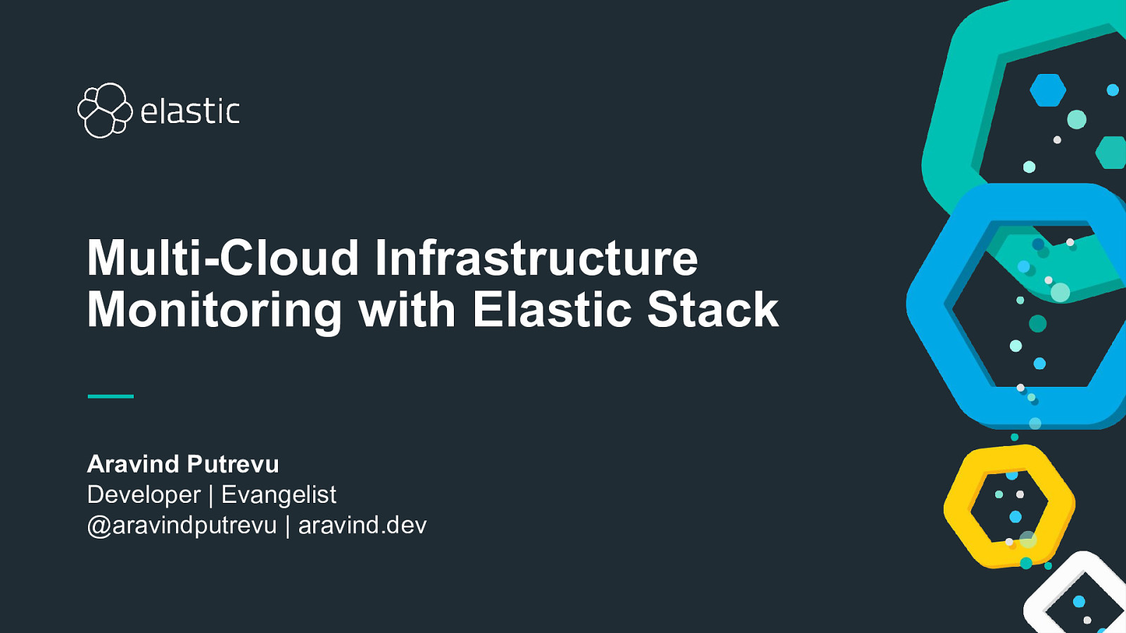 Multi-Cloud Monitoring using Elastic Stack