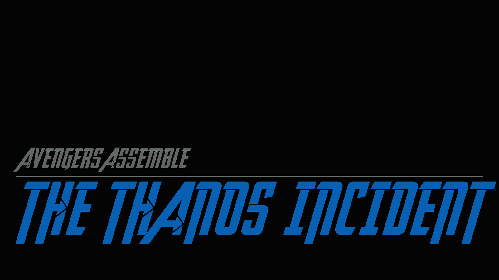 Avengers Assemble - The Thanos Incident by Matt Stratton