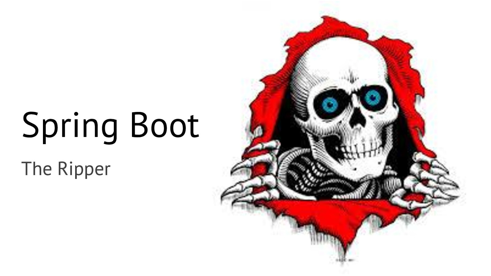 Boot yourself, Spring is coming