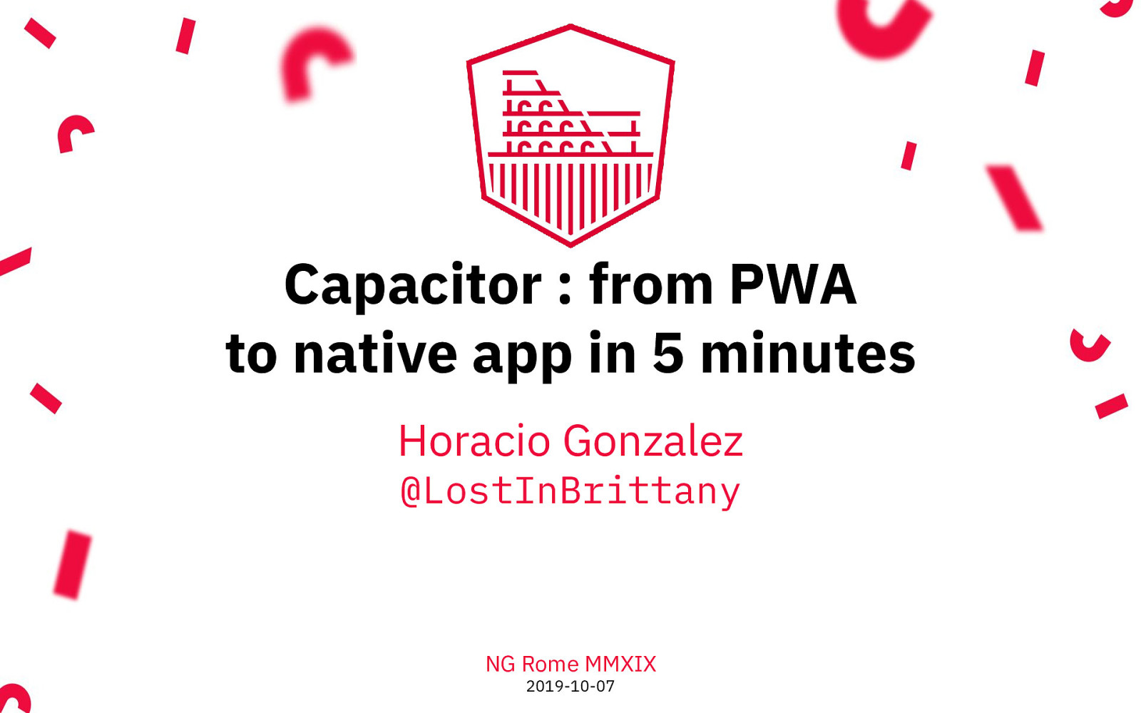 Capacitor: from PWA to native app in 5 minutes