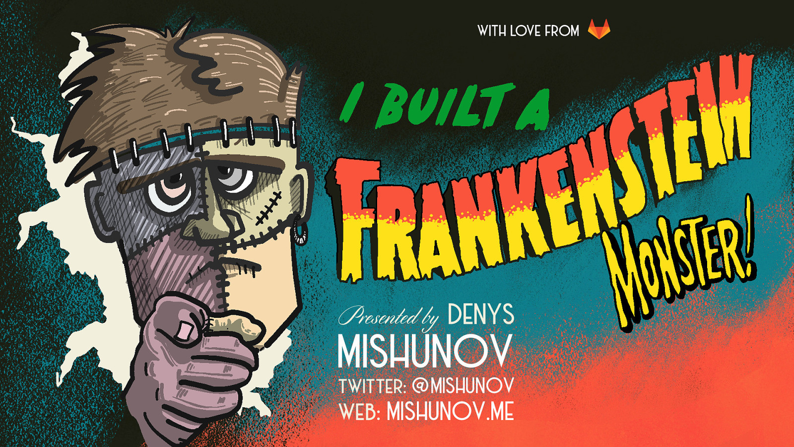 I built <frankenstein-monster>: 3 stories of migration
