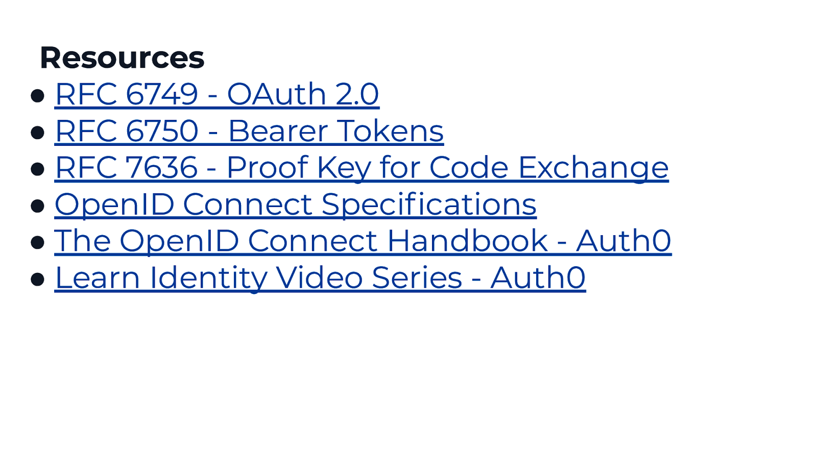Understanding OAuth 2.0 and OpenID Connect