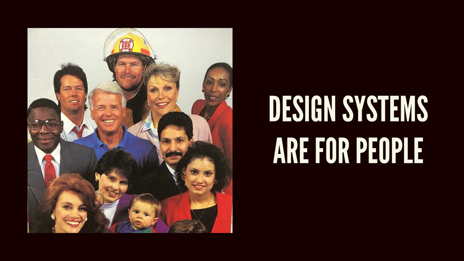 Design Systems Are For People