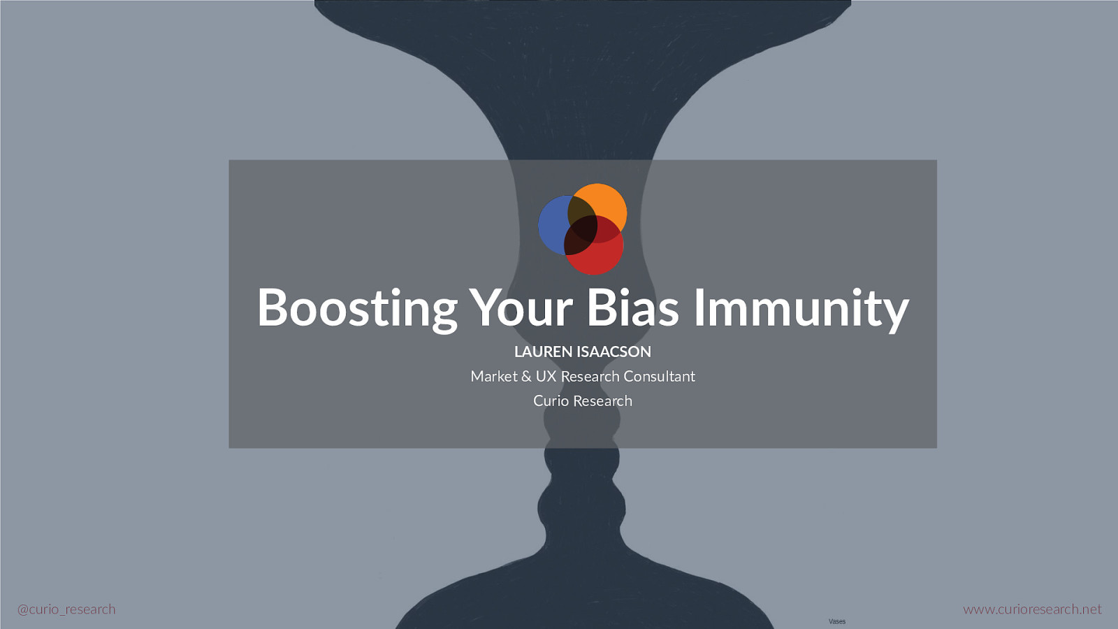 Boosting Your Bias Immunity