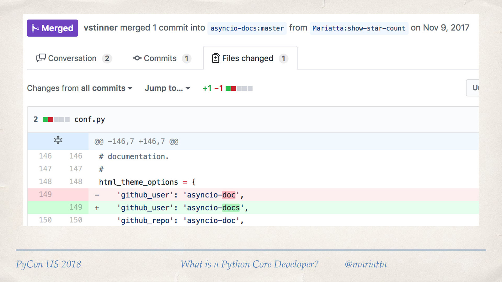 What is a Python Core Developer?