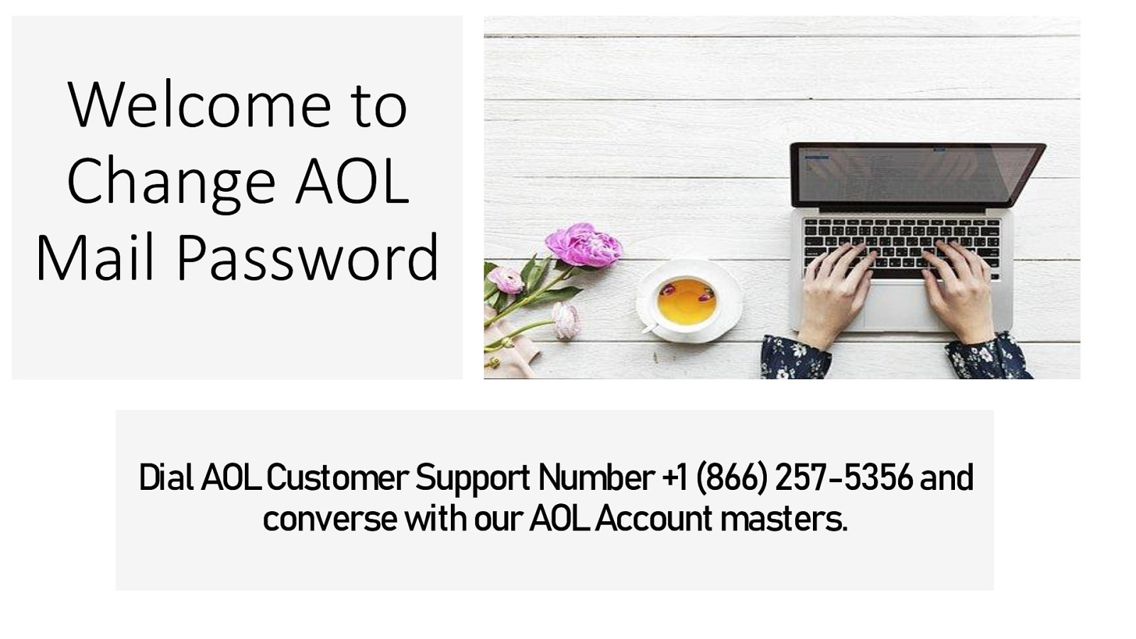Change AOL Mail Password |Dial +1(866) 257-5356