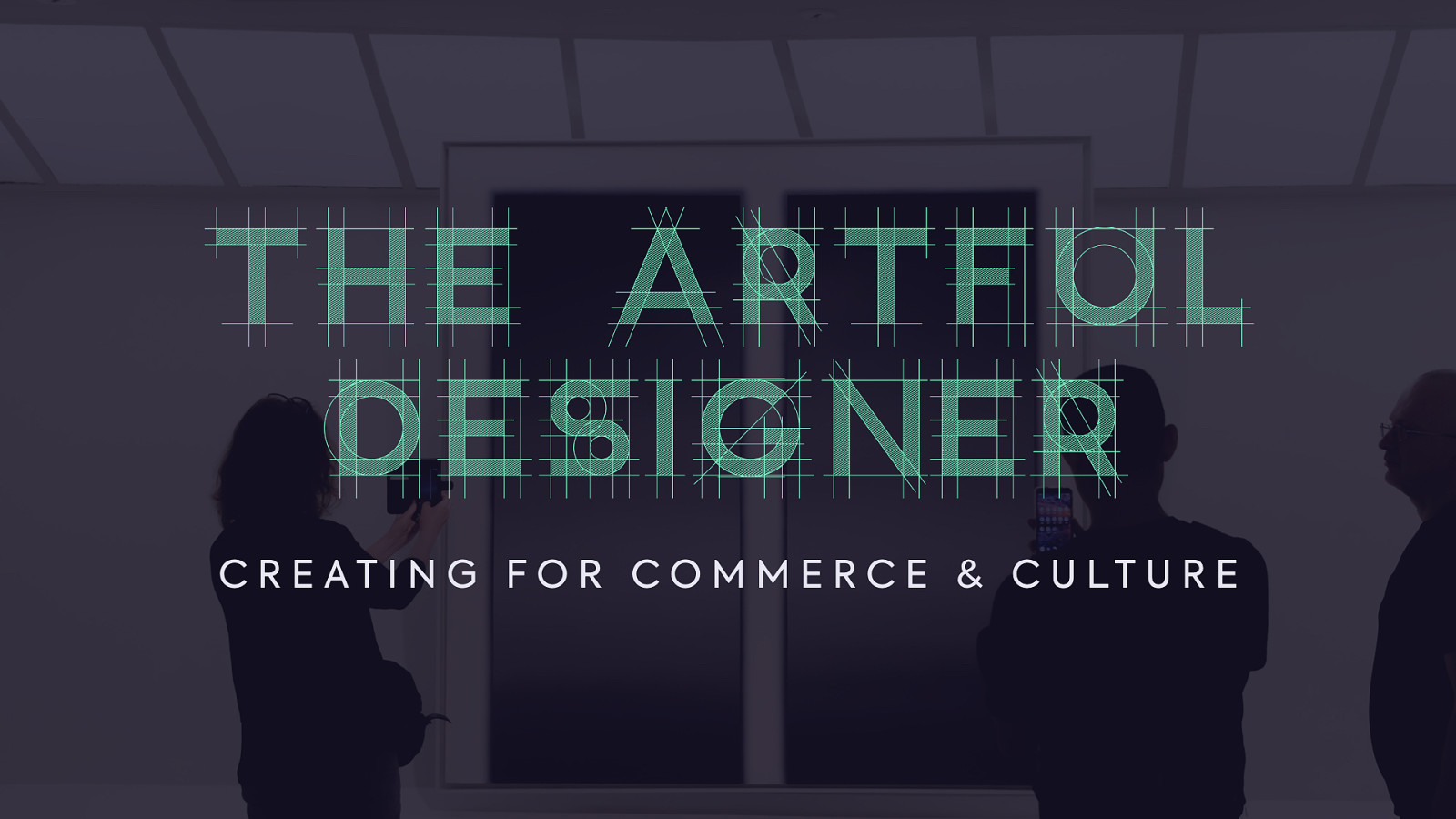 The Artful Designer: Creating for Commerce and Culture