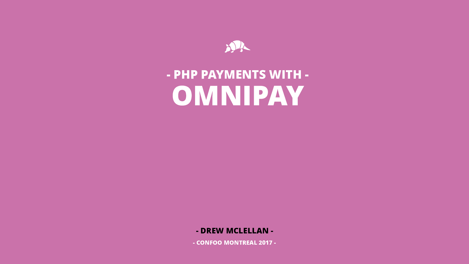 Mastering PHP Payments with Omnipay