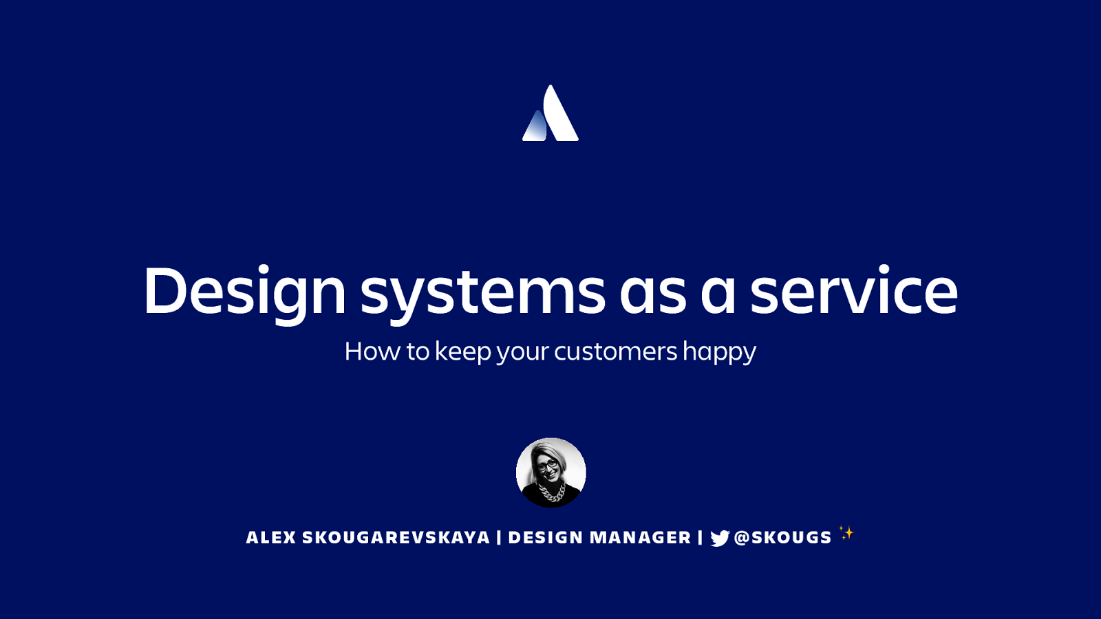 Design systems as a service: How to keep your customers happy