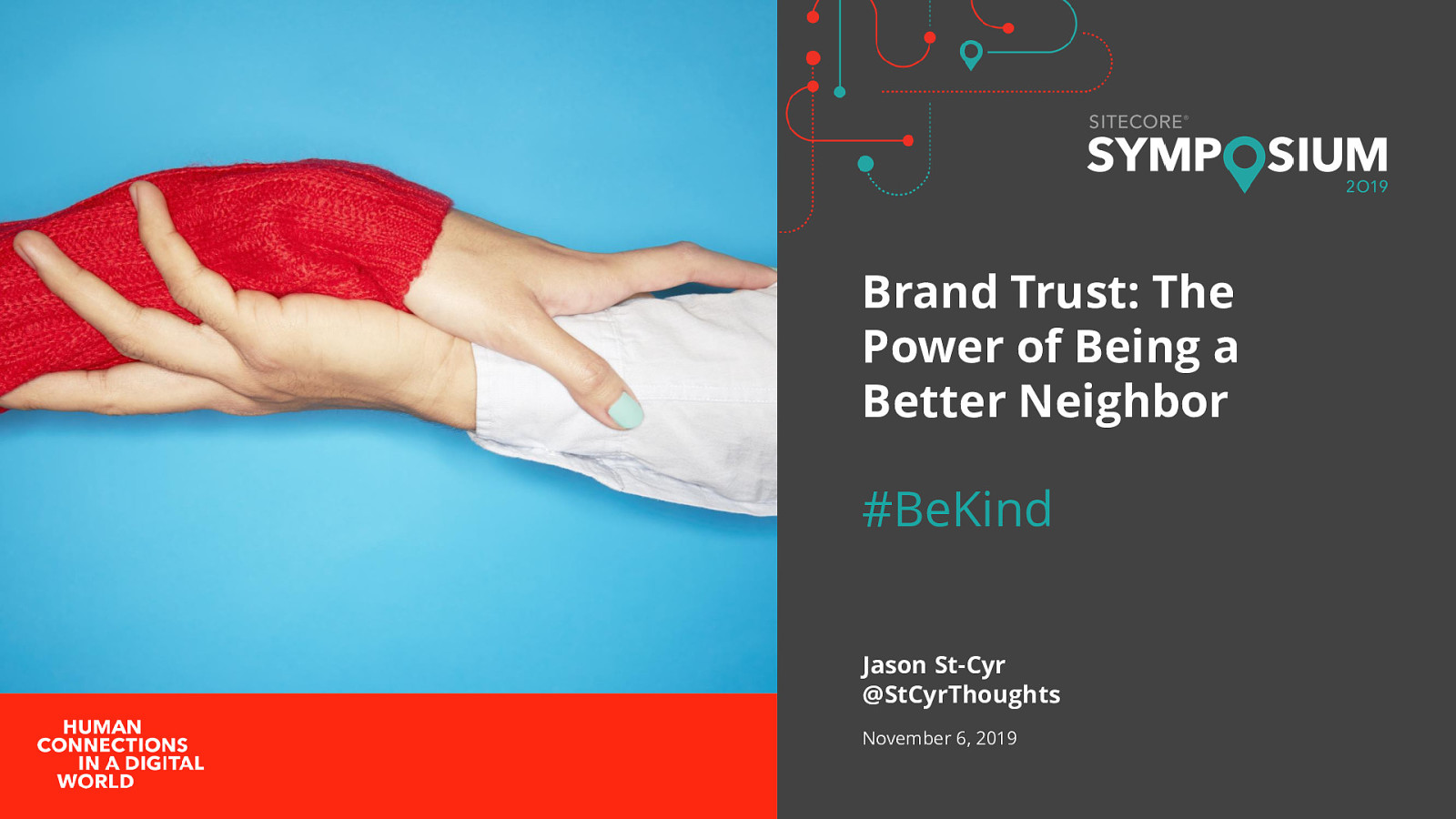 Brand Trust – The Power of Being a Better Neighbor